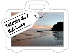 Tailandia día 7: Koh Lanta