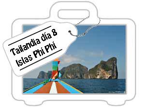 Tailandia día 8: Las maravillosas Islas Phi Phi