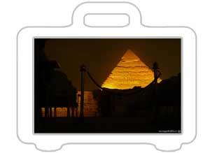 Egipto día 12: Luz, sonido y pirámides