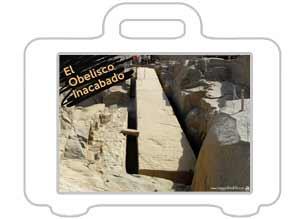 Egipto día 9: Obelisco inacabado