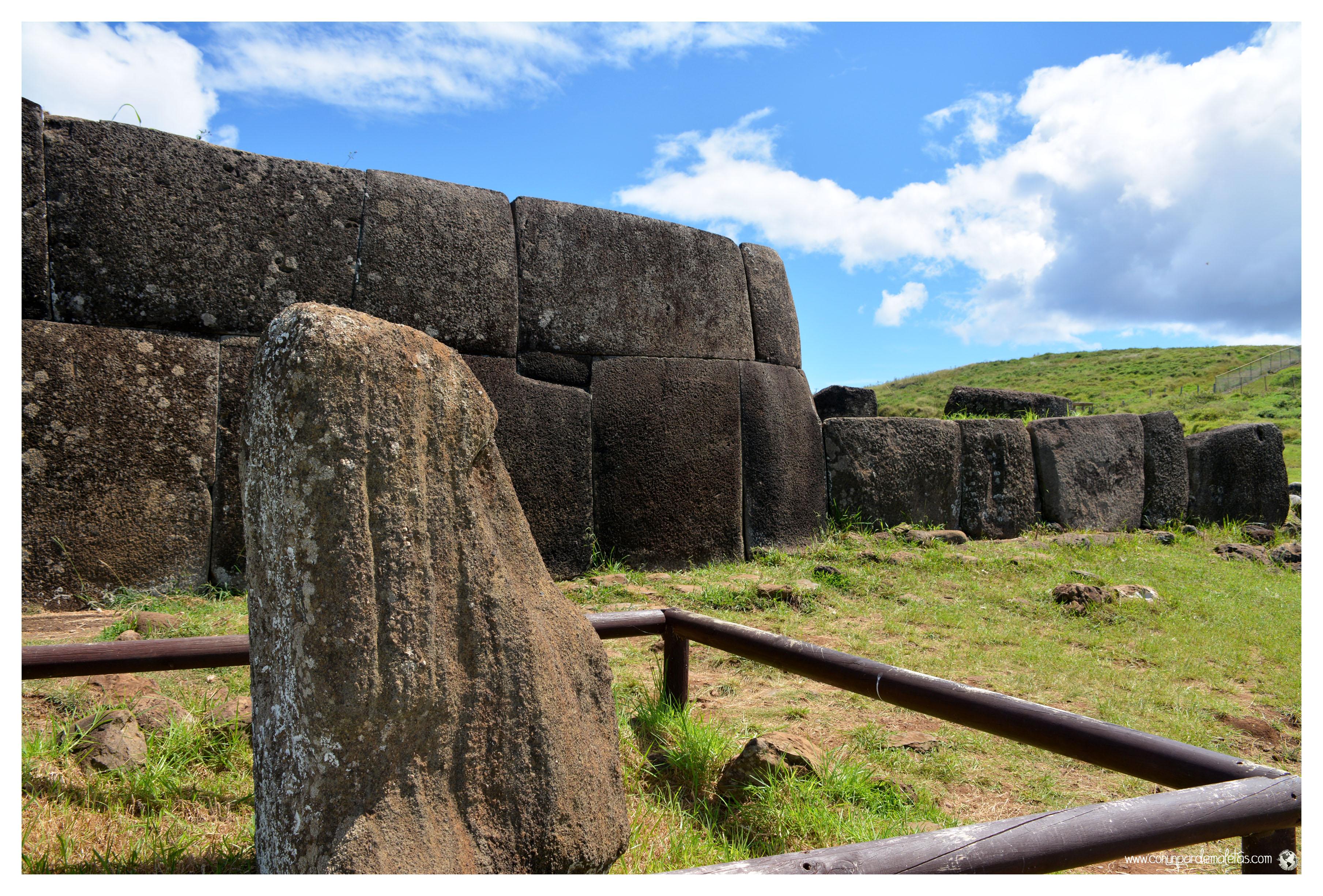 Ahu Vinapu, Isla de Pascua