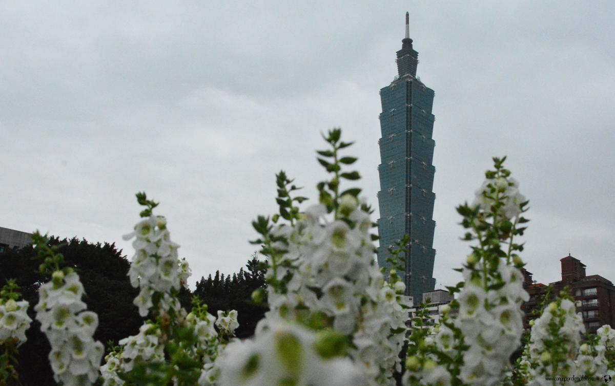 Taipei 101, icono de la capital de Taiwan