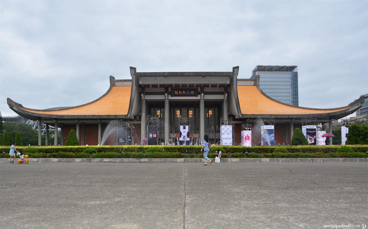 Salón Conmemorativo Sun Yat Sen, Taipei