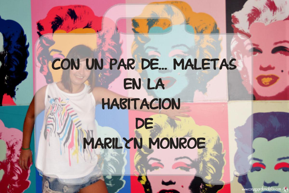 Habitación Marilyn Monroe
