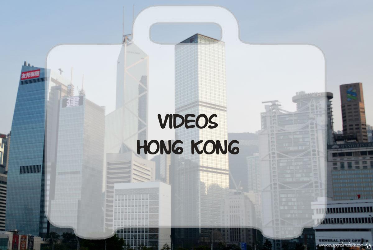 Vídeos Hong Kong