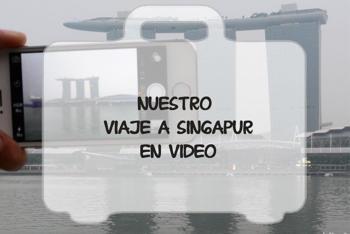 Vídeos Singapur