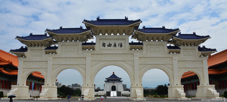 Memorial Chiang Kai shek, Taipéi