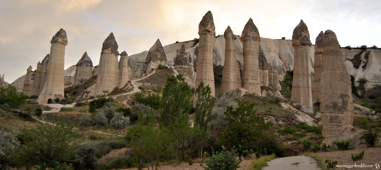 Valle del Amor, Capadocia. Turquía