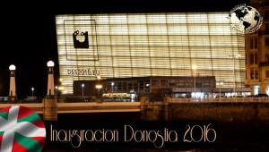 Inauguracion Donostia 2016