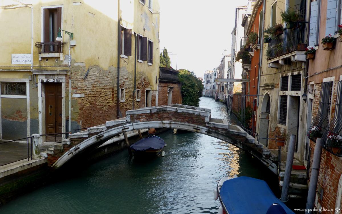 Puente Chiodo, Venecia