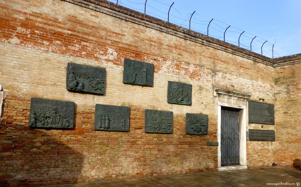 Guetto judío, Venecia