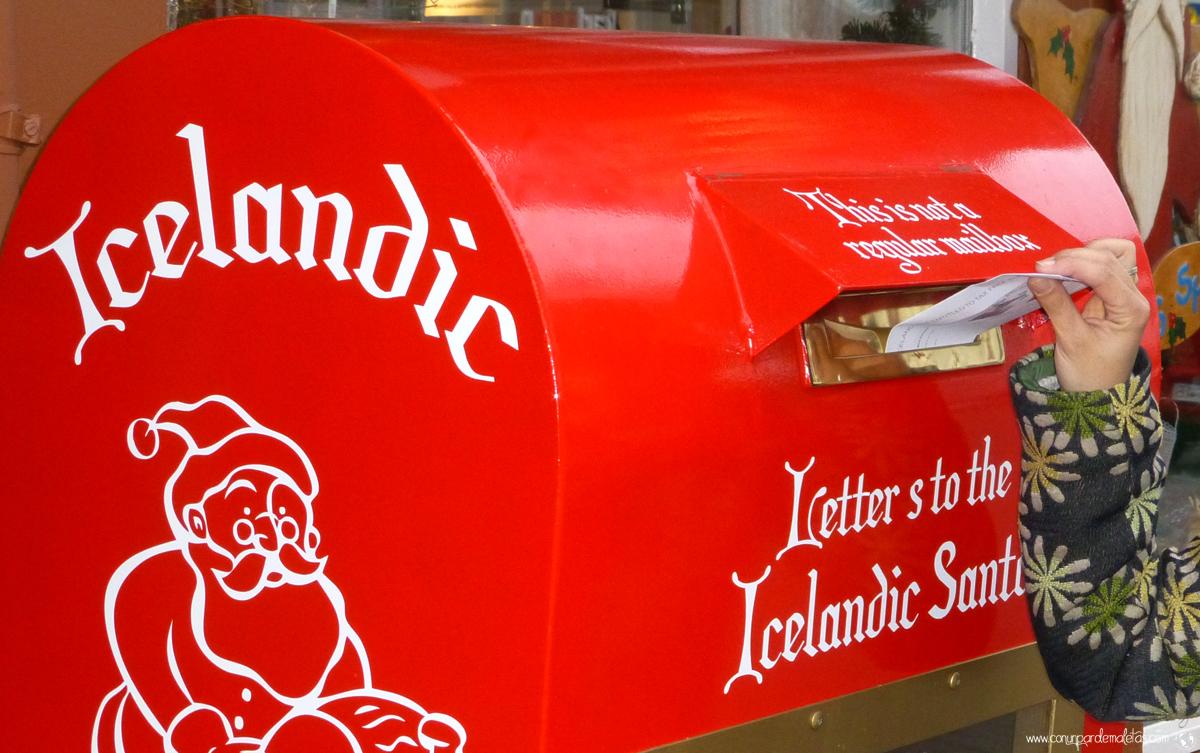 Los 13 Papa Noel Islandeses