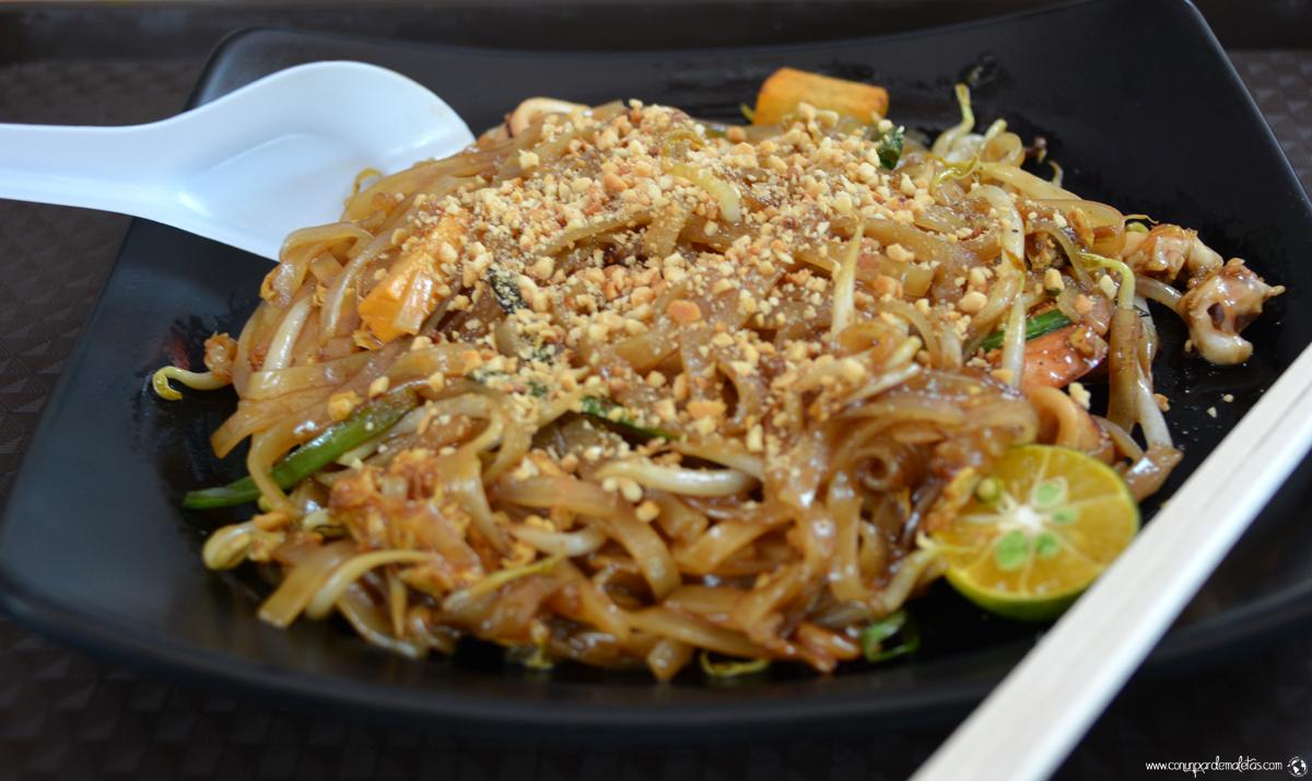Pad Thai El Rey De La Cocina Tailandesa Conunpardemaletas