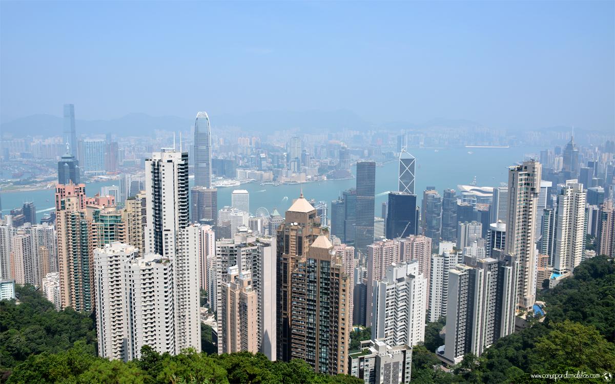 The Peak, el mejor mirador de Hong Kong