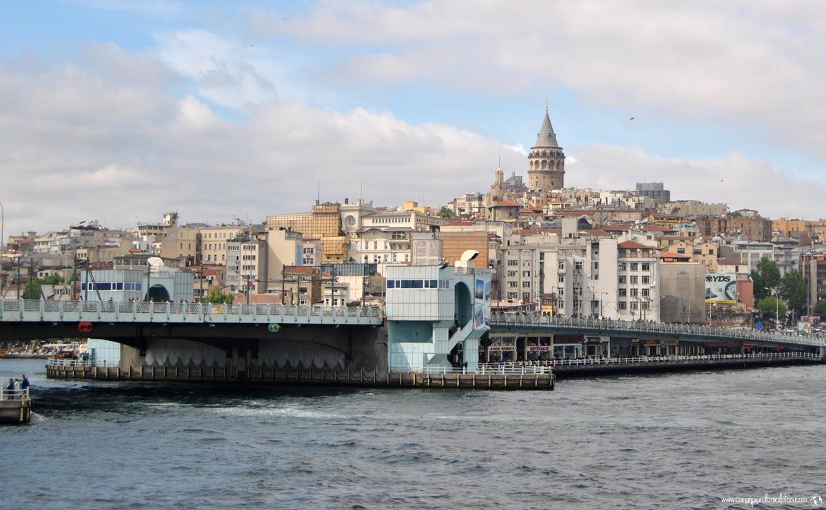 Torre Gálata, vigía de Estambul