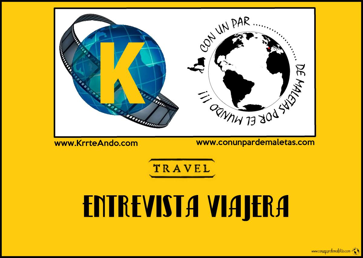 Entrevista viajera