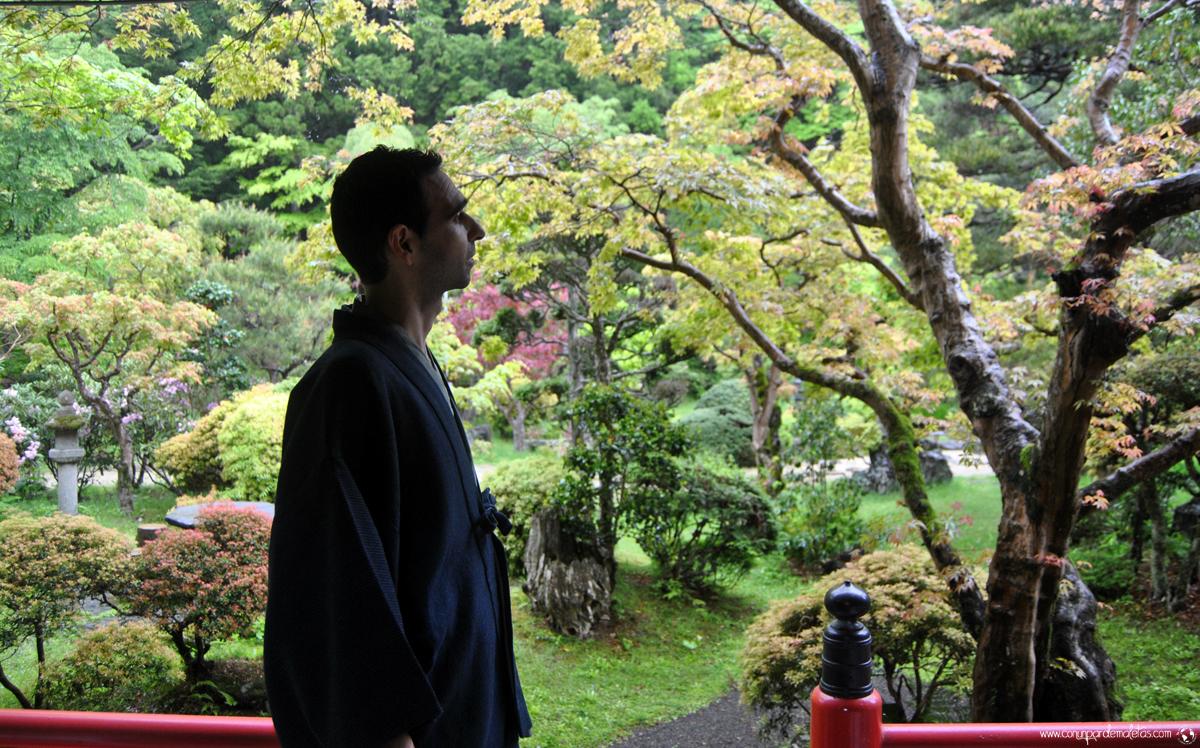 Shukubo, práctica de dormir en un templo