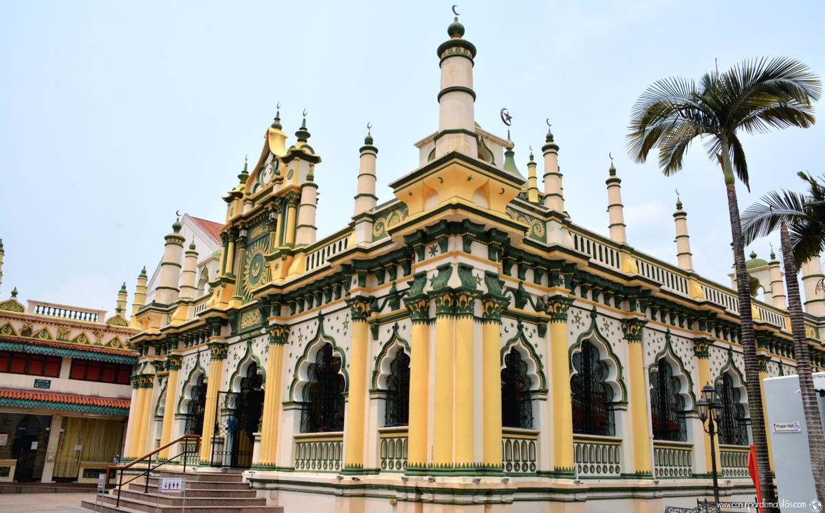 Mezquita Abdul Gaffoor, Singapur