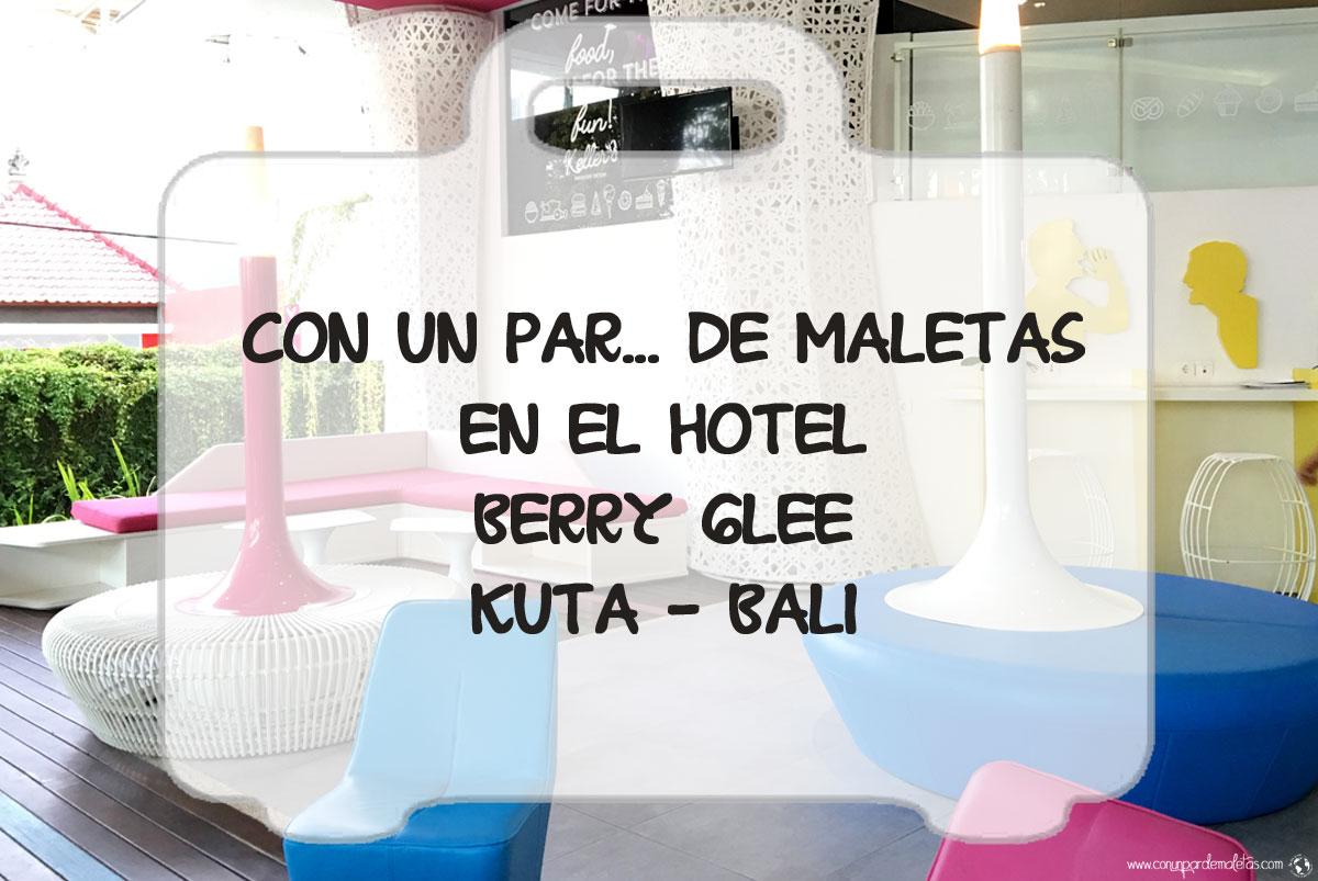 Hotel Berry Glee, Kuta. Bali