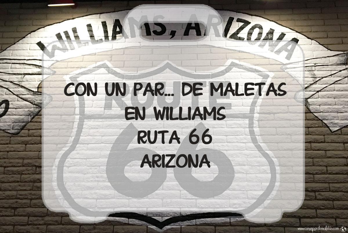 Williams, puerta sur del Gran Cañón