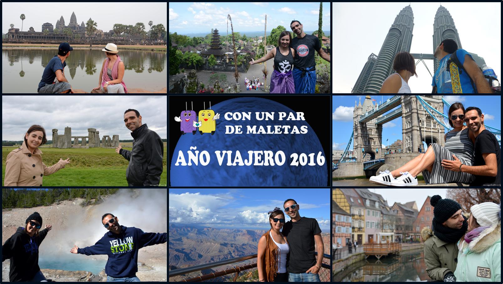Año viajero 2016
