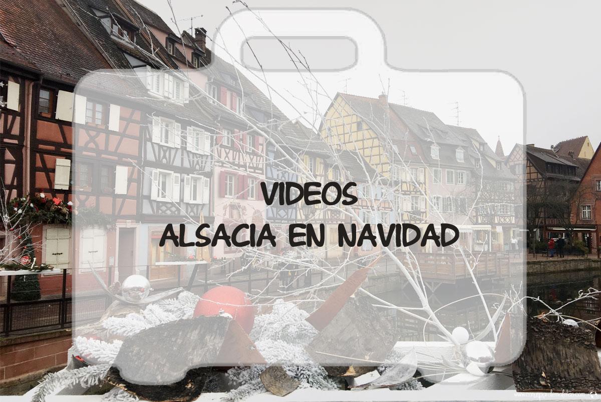 Vídeos roadtrip por la Alsacia