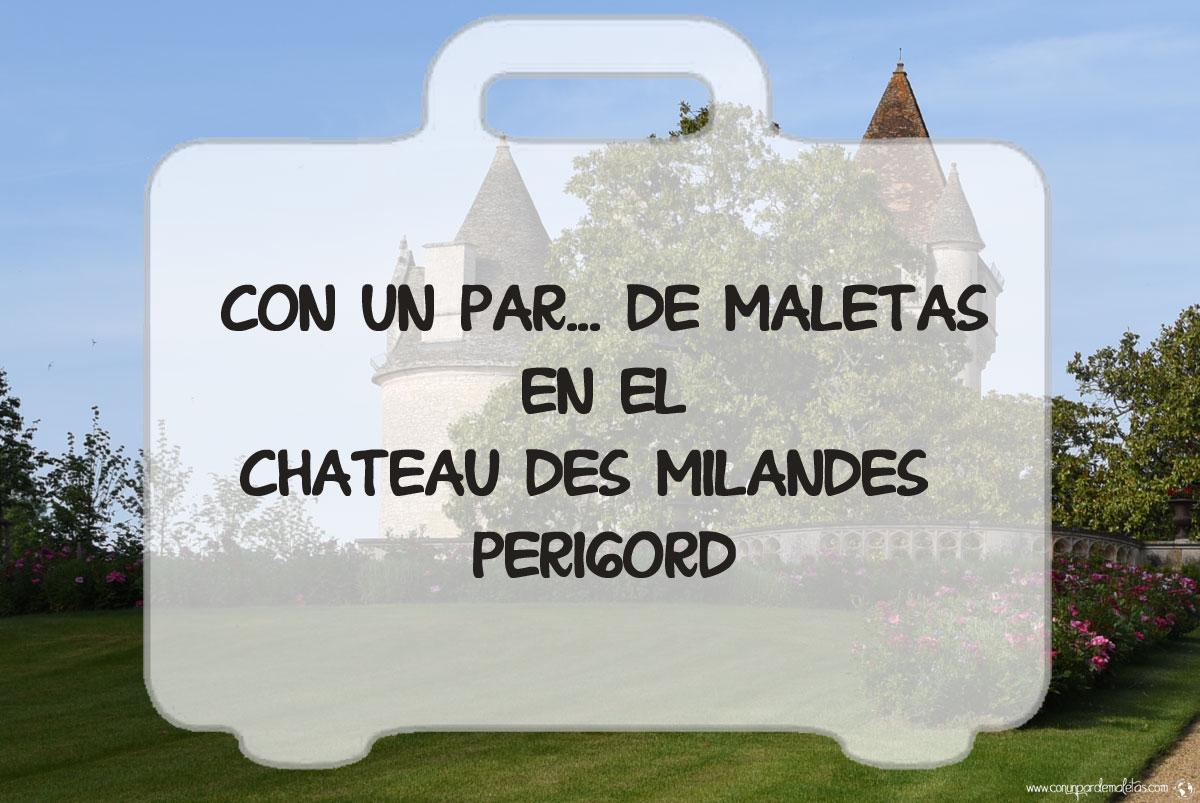 Visitamos el romántico Château de Milandes