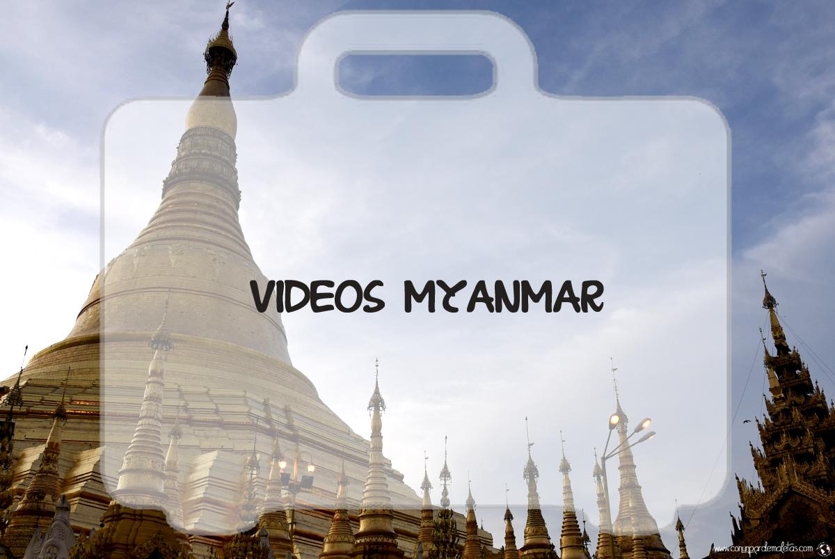 Vídeos Myanmar
