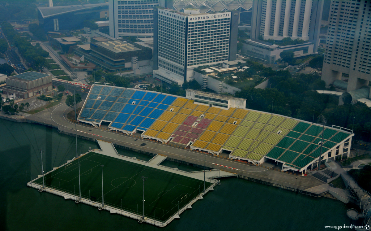 Circuito Singapur : The float marina bay stadium singapur conunpardemaletas